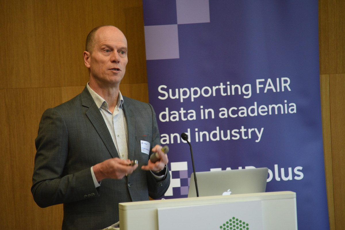 Herman Van Vlijmen, the FAIRplus project Leader
